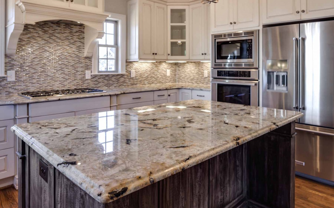 Superieur GRANITE COUNTERTOPS