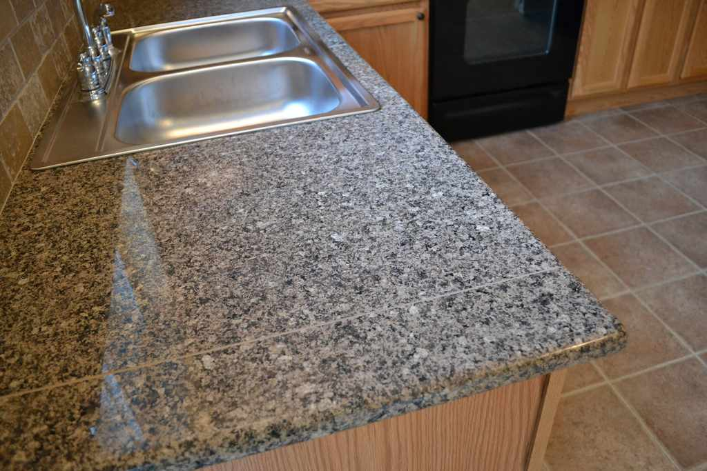 How To Install Granite Tile Countertop